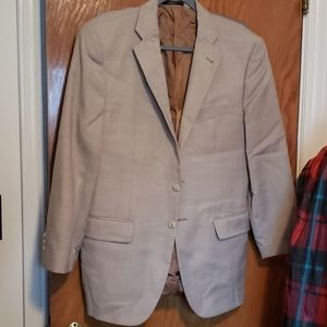 2 piece single breasted suit